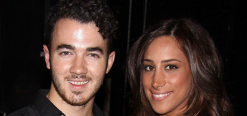 Kevin Jonas' daughter's birth had a corporate sponsor: tacky or just funny?