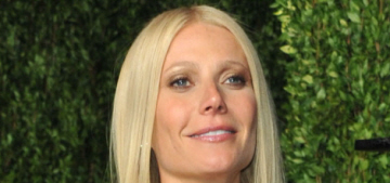 Gwyneth Paltrow told Vanity Fair's Graydon Carter that he's fat, of course