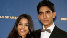 Slumdog's Dev Patel loves Jon Stewart