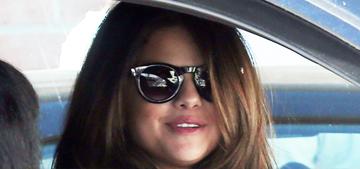 Selena Gomez left rehab 4 weeks early because she felt 'cured'