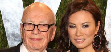 Did Rupert Murdoch's wife Wendi Deng have an affair with Tony Blair?