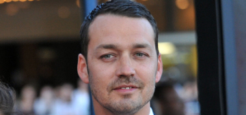 Rupert Sanders can't get over Kristen Stewart, she's ruined his life & his career