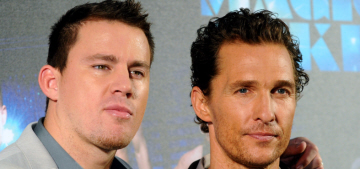 """""""Channing Tatum finds inspiration while writing the 'Magic Mike 2′ script"""" links"""