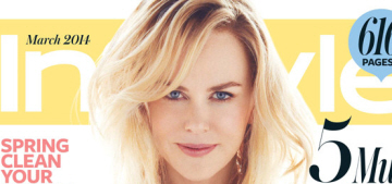 Nicole Kidman: 'For every single night Keith's away, he leaves me a love letter'