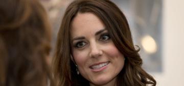Duchess Kate's National Portrait Gallery speech: not bad or still needs work?
