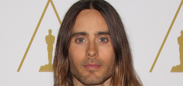 Jared Leto had a friend ask for two models' digits, but the models rejected him