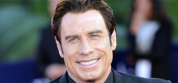 John Travolta admits Scientologist handlers tailed him for years after Jett's death