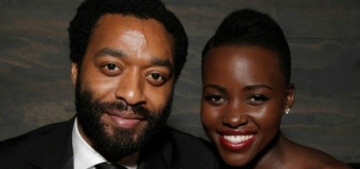 Lupita Nyong'o had a fling with Chiwetel Ejiofor, now she's seeing Jared Leto?