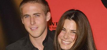 Is Sandra Bullock afraid to run into her ex, Ryan Gosling, during awards season?