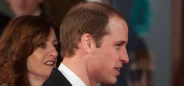Prince William went stag to the BAFTAs & other BAFTA awards highlights