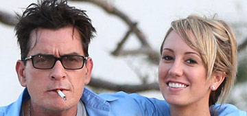Charlie Sheen is engaged, won't get prenup: 'prenups poison marriages'