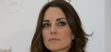 Duchess Kate missed the BAFTAs because she was becoming a godmother