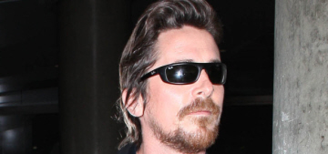 Has Christian Bale even waged any kind of Oscar campaign this year?