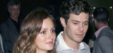 Adam Brody and Leighton Meester got secretly married over the weekend