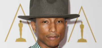 Pharrell Williams talks feminism, sexism & putting ladies' booties in videos