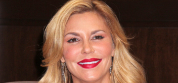 Brandi Glanville's hookup rules: no kissing, no staying the night & no actors