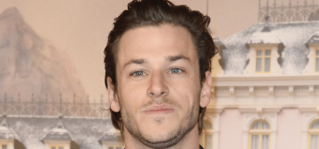 Gaspard Ulliel, Ralph Fiennes at 'Budapest' premiere: who would you rather?