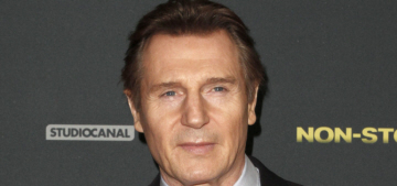 Liam Neeson discusses his grief, Natasha Richardson & more with '60 Minutes'