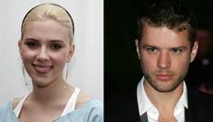 Scarlett Johansson and Ryan Phillipe?