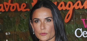 Demi Moore was seen flirting with Alex Pettyfer, 23, did they hook up?