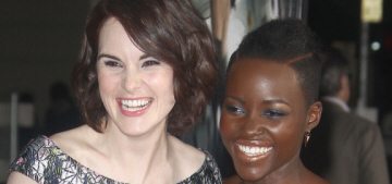 Lupita, Michelle & Julianne: who had the cutest look at the 'Non-Stop' premiere?