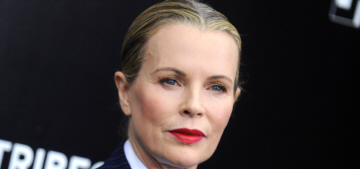 Kim Basinger doesn't understand selfies, says: 'I'm more bare-footed Rastafarian'