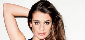 Lea Michele brags about posing for Terry Richardson: 'Grandma's killing it right now'