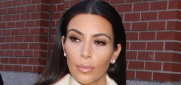 Kim Kardashian 'is the Marilyn Monroe of our age,' claims Riccardo Tisci