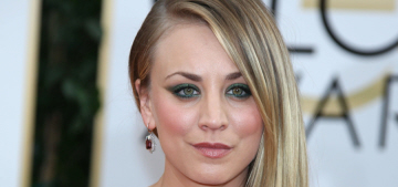 Kaley Cuoco says Ryan Sweeting moved in with her the day after their first date