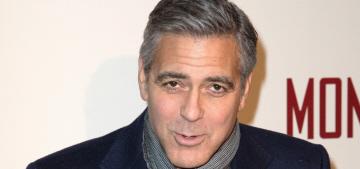 George Clooney's White House date: Julian Assange's hot lawyer, Amal Alamuddin?