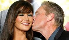 Is Catherine Zeta-Jones and Michael Douglas' marriage in trouble?