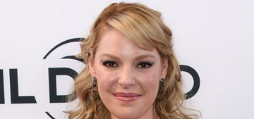 Katherine Heigl can't get donations for her indie movie: 'I gotta support my family'