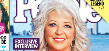 Paula Deen's 'comeback' covers People: 'I'm fighting to get my name back'