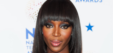 Naomi Campbell 'starts fights' on 'The Face': 'She can be a monster to the girls'