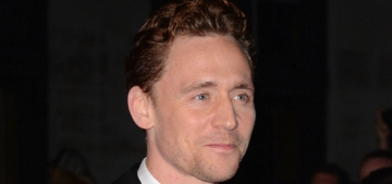 Tom Hiddleston addresses the rumors that he has undercover pole-dancing skills