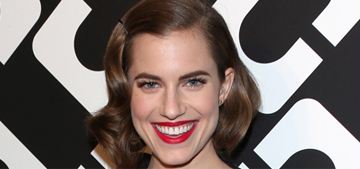Allison Williams is engaged to her hipster boyfriend of 3 years, Ricky Van Veen