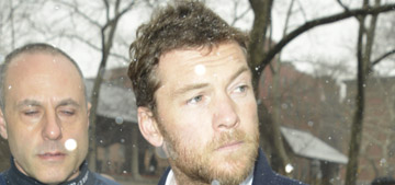 Sam Worthington charged with two accounts of assault after pap incident