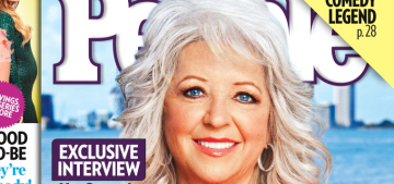 Paula Deen compares her situation to 'that black football player who recently came out'