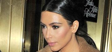 Kanye West has cast Kim Kardashian in his full-length 'Yeezus' movie