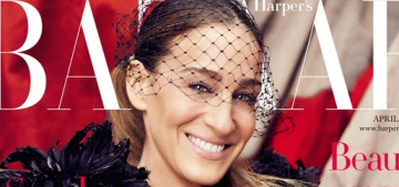 Sarah Jessica Parker: 'I don't Google myself, I have no constitution for that'