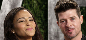 Did Paula Patton feel 'disrespected' by Robin Thicke & Miley's VMA thing?