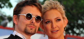 Star: Kate Hudson pulled a Yoko, alienated Matt Bellamy from his bandmates