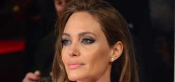 Angelina Jolie 'learned how to cook from her personal chef while in Australia'