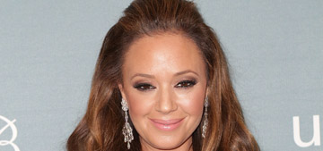 Scientology responds to Leah Remini's latest interview by trashing her, as usual