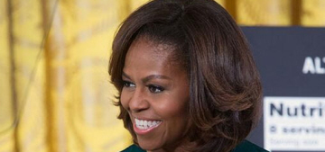 Michelle Obama celebrates anniversary of Let's Move, emphasizes health not looks