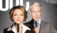 Jodie Foster receives dubious honour of appearing on Out Cover