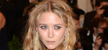 Mary-Kate Olsen, 27, is engaged to Olivier Sarkozy, 44: weird or awesome?
