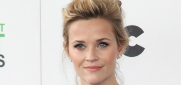 Reese Witherspoon in Gaimbattista Valli at the Spirit Awards: unflattering or cute?