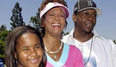 Whitney Houston Wins Custody of Her Daughter