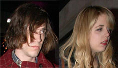 Peaches Geldof's marriage is over after six months